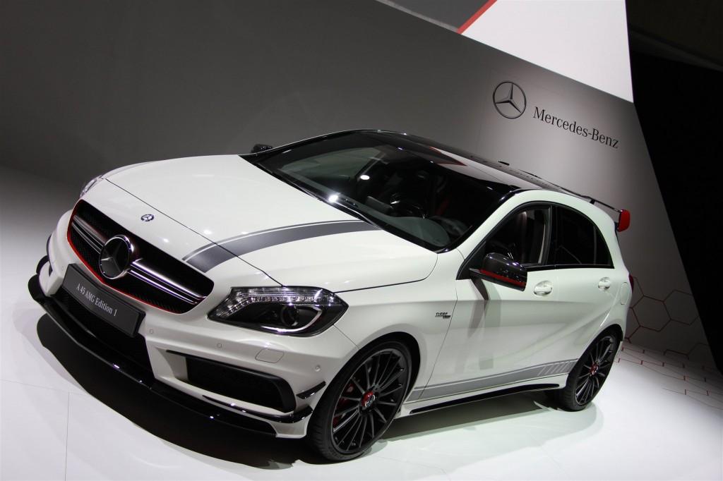 Mercedes-A45-AMG